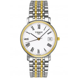 Tissot Mens White Dial Watch T52248113