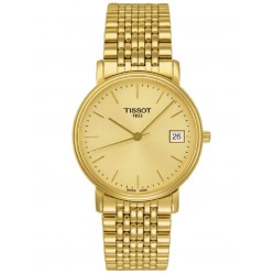 Tissot Mens Gold Dial Watch T52.5.481.21