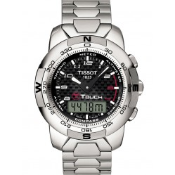 Tissot Mens T Touch Chronograph Watch T33.7.888.92