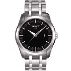 Tissot Mens T-Classic Couturier Watch T035.410.11.051.00