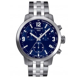 Tissot Mens PRC200 Chronograph Watch T055.417.11.047.00