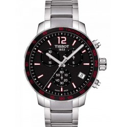 Tissot Mens Quickster Watch T095.417.11.057.00