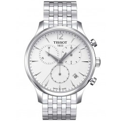 Tissot Mens Tradition Chronograph Bracelet Watch T063.617.11.037.00