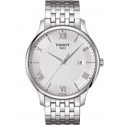 Tissot Mens Tradition Bracelet Watch T063.610.11.038.00