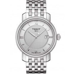 Tissot Mens Bridgeport Bracelet Watch T097.410.11.038.00