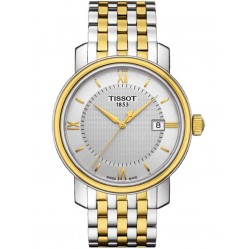 Tissot Mens Bridgeport Bracelet Watch T097.410.22.038.00