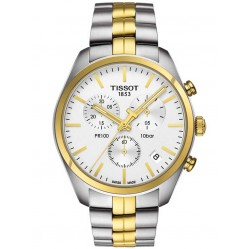 Tissot Mens T-Classic PR100 Chronograph Watch T101.417.22.031.00
