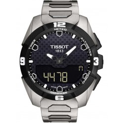Tissot Mens T-Touch Expert Solar Watch T091.420.44.051.00