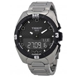 Tissot Mens T-Touch Solar Watch T091.420.44.051.00