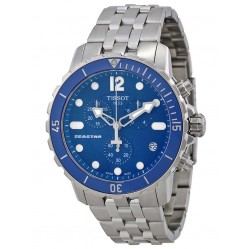 Tissot Mens Seastar 100 Watch T066.417.11.047.00