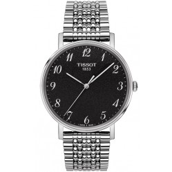 Tissot T-Classic Everytime Bracelet Watch T109.410.11.072.00