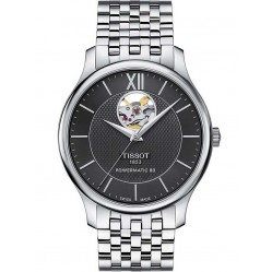 Tissot T-Classic Tradition Powermatic 80 Watch T063.907.11.058.00