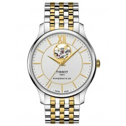 Tissot T-Classic Tradition Powermatic 80 Watch T063.907.22.038.00