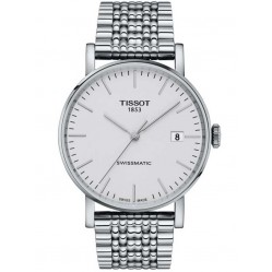 Tissot Mens T-Classic Everytime Swissmatic Watch T109.407.11.031.00