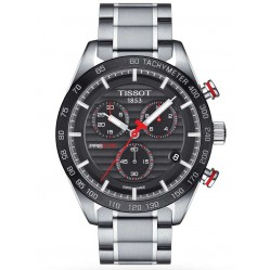Tissot T-Sport PRS516 Quartz Chronograph Red and Black Bracelet Watch T1004171105101