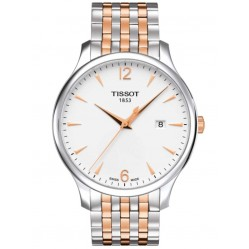 Tissot T-Classic Tradition Bracelet Watch T0636102203701