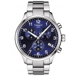 Tissot Mens Chrono Xl Classic Blue Watch T116.617.11.047.01