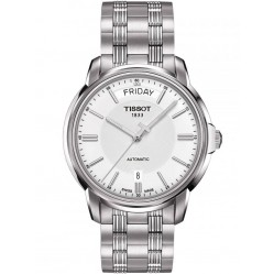 Tissot Mens Automatics Silver Watch T065.930.11.031.00