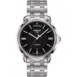 Tissot Mens Automatics Black Watch T065.930.11.051.00