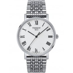 Tissot Mens Everytime Silver Watch T109.410.11.033.00