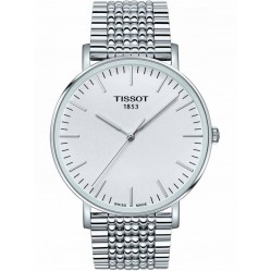 Tissot Mens Everytime Silver Watch T109.610.11.031.00