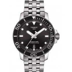 Tissot Mens Seastar Black Watch T120.407.11.051.00