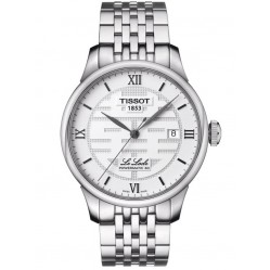 Tissot Mens Le Locle Double Happiness Powermatic Bracelet Watch T006.407.11.033.01