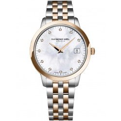 Raymond Weil Ladies Toccata Diamond Bracelet Watch 5388-SP5-97081