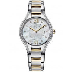 Raymond Weil Ladies Noemia Bracelet Watch 5132-SPS-00985