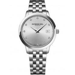 Raymond Weil Ladies Toccata Bracelet Watch 5388-ST-65081