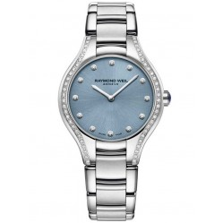 Raymond Weil Ladies Noemia Diamond Watch 5132-STS-050081