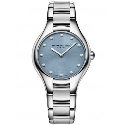 Raymond Weil Ladies Noemia Diamond Bracelet Watch 5132-ST-050081
