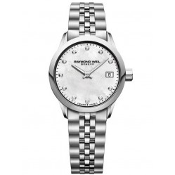 Raymond Weil Ladies Freelancer Bracelet Watch 5626-ST-97081