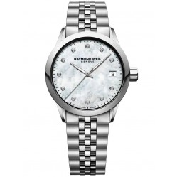 Raymond Weil Ladies Freelancer Bracelet Watch 5634-ST-97081