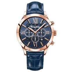 Thomas Sabo Mens Blue Watch WA0211-270-209