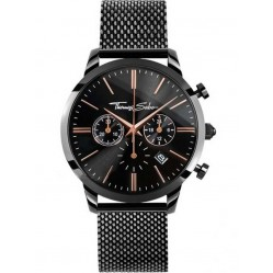 Thomas Sabo Mens Eternal Rebel Chrono Watch WA0247-202-203