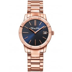 Thomas Sabo Ladies Rose Gold Tone Bracelet Watch WA0215-265-209