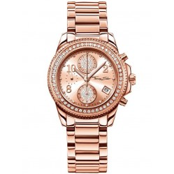 Thomas Sabo Ladies Rose Gold Tone Watch WA0218-265-208