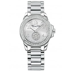 Thomas Sabo Ladies Stainless Steel Bracelet Watch WA0235-201-201