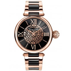 Thomas Sabo Ladies Karma Rose Gold toned Bracelet Watch WA0280-268-203-38 MM