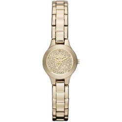 DKNY Ladies Diamante Dial Watch NY8692