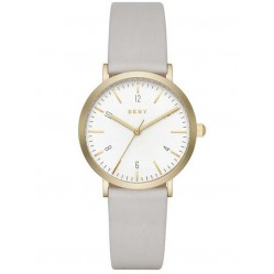 DKNY Minetta Gold Plated Strap Watch NY2507