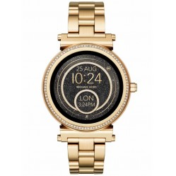 Michael Kors Access Sofie Gold Plated Smartwatch MKT5021