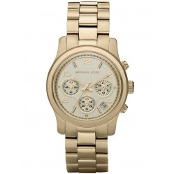 Michael Kors Runway Gold Bracelet Watch MK5055
