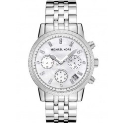 Michael Kors Ladies Chronograph Watch MK5020