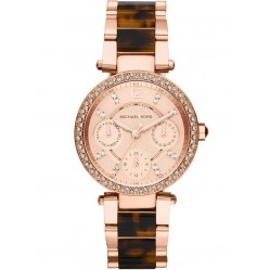 Michael Kors Ladies Two Tone Bracelet Watch MK5841