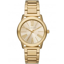 Michael Kors Ladies Hartman Bracelet Watch MK3490