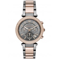 Michael Kors Ladies Parker Chronograph Bracelet Watch MK6440