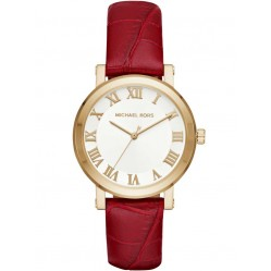 Michael Kors Ladies Norie Strap Watch MK2618