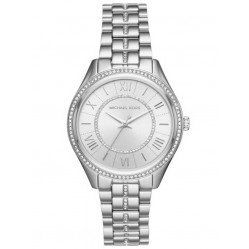Michael Kors Ladies Lauryn Steel Bracelet Watch MK3718